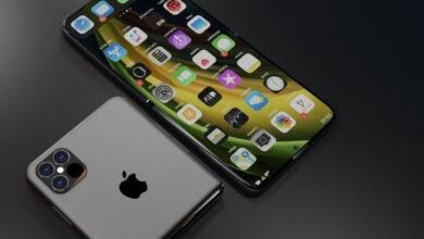 Photo of Новый патент описывает ещё один вариант складного iPhone, на этот раз с аналогом TouchBar