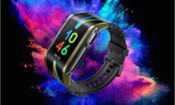 Nubia представила умные часы Watch с 4,1-дюймовым гибким дисплеем и функциями телефона