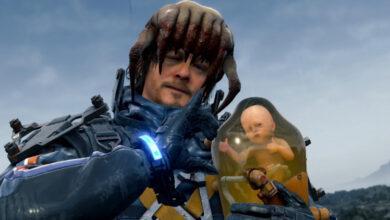 Фото ПК-пользователи любят Хидео Кодзиму: Death Stranding стала лидером продаж в Steam на прошлой неделе