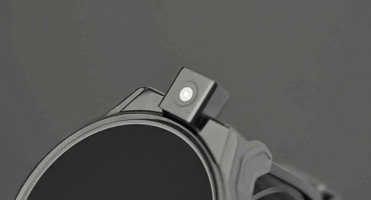 Фото Поворотная камера Sony в часах Kospet Prime 2 поможет с автопортретом