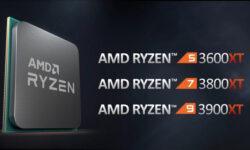 Ryzen 5 3600XT, Ryzen 7 3800XT и Ryzen 9 3900XT приехали в российские магазины, но цены далеки от рекомендованных