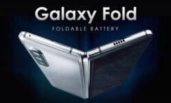 Samsung разрабатывает гибкие аккумуляторы для смартфонов нового типа