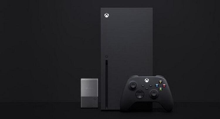 Фото Seagate намекнула о времени поступления приставки Xbox Series X в продажу