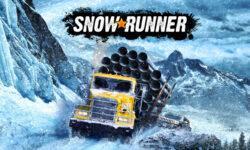 SnowRunner получила дополнение Search & Recover с ледяным озером на Кольском полуострове