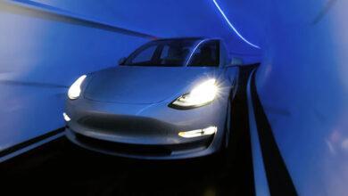 Фото The Boring Company подтвердила, что её тоннели предназначены для Tesla Model S, X и 3