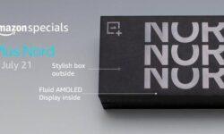 В оснащение смартфона OnePlus Nord войдут 90-Гц экран Fluid AMOLED и до 12 Гбайт ОЗУ