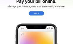 Владельцы карточек Apple Card теперь могут пользоваться счётом с ПК через веб-портал