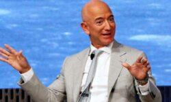 За день основатель Amazon Джефф Безос стал богаче сразу на $13 млрд