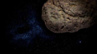 Фото 1 сентября рядом с Землёй пройдёт астероид размером с многоэтажный дом