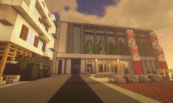 168 часов и 226 тысяч блоков: игрок воссоздал Башню из Destiny 2 в Minecraft