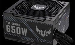 ASUS представила блоки питания TUF Gaming Bronze с бесшумным режимом
