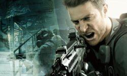 Блондин Крис Редфилд и вырезанные персонажи на концепт-артах Resident Evil 7