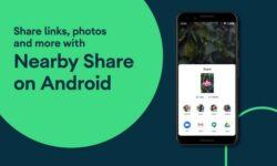 Google представила технологию беспроводной передачи файлов Nearby Share — аналог AirDrop для Android