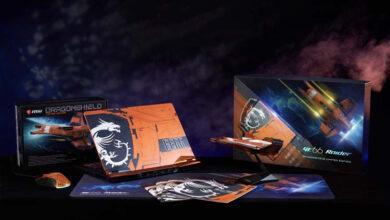 Photo of [К новому учебному году] Портативный игровой ноутбук MSI GE66 Raider 10SFS