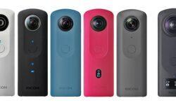 Камера RICOH Theta Z1 — панорамная съёмка на профессиональном уровне