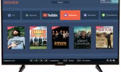«М.Видео» начнёт продавать смарт-телевизоры под собственным брендом Novex