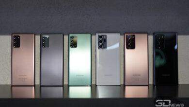 Photo of Новая статья: Первые впечатления от смартфона Samsung Galaxy Note20
