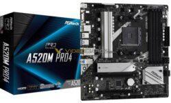 Опубликованы изображения дешёвых Socket AM4-плат ASRock на чипсете AMD A520