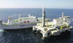ОСК рассматривает возможность строительства нового плавучего космодрома