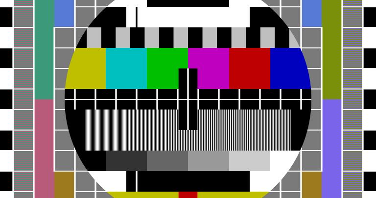 Фото [Перевод] Как цветные полосы стали самым популярным тестовым паттерном для ТВ