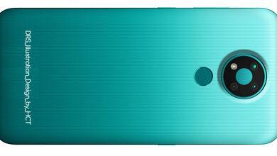 Фото Раскрыты характеристики недорогого смартфона Nokia 3.4: тройная камера и 6,5″ экран HD+