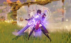Ролевой онлайн-экшен Genshin Impact выйдет на PlayStation 4 осенью