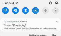 Samsung создаст сеть, способную обнаружить любое её носимое устройство, даже неподключенное