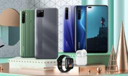 Смартфоны Realme 8 Series получат ёмкие аккумуляторы с 65-Вт подзарядкой