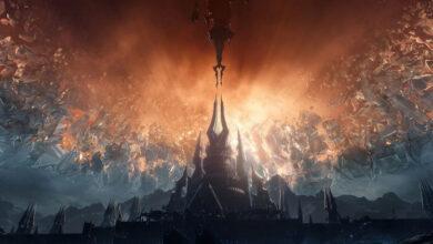 Фото Страдания Утера в Тёмных землях: дополнение Shadowlands к World of Warcraft получило дату выхода и первую короткометражку