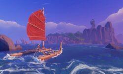 Сюжетный трейлер и детали предзаказа островного приключения Windbound