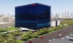 Toshiba будет искать новые точки роста в новом здании исследовательского центра