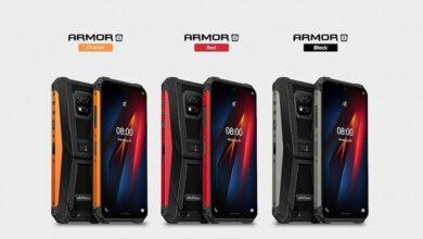 Фото Ulefone Armor 8 5G станет первым в мире «бронированным»смартфоном с поддержкой сетей пятого поколения