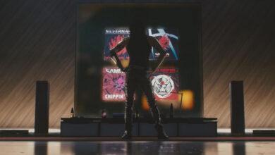 Фото Видео: Cyberpunk 2077 позволит поиграть за персонажа Киану Ривза