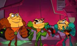 Видео: враги и друзья боевых жаб в новом дневнике разработки Battletoads
