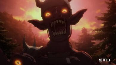 Фото Видео: знакомые монстры и яростные сражения в дебютном трейлере аниме по мотивам Dragon's Dogma