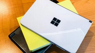 Фото Внутренности смартфона-книжки Microsoft Surface Duo показались на фото