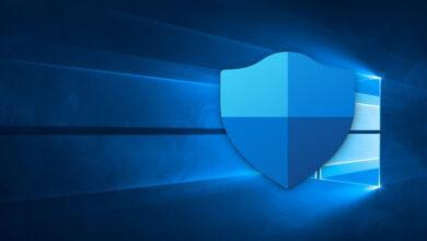 Фото Защитник Windows больше нельзя отключить с помощью реестра