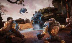 10 ноября в Gears Tactics выйдет обновление с Джеком и новыми врагами