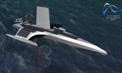 Автономный роботизированный корабль Mayflower будет спущен на воду на следующей неделе. Впереди — трансатлантический рейс
