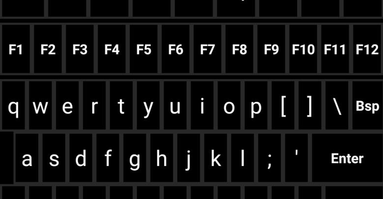 Фото BroKB Emulz — русскоязычная клавиатура для эмуляторов DosBox/Bochs/LBochs на Android-телефоне