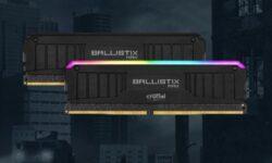 Crucial выпустила модули памяти Ballistix MAX 5100, с помощью которых был установлен последний рекорд разгона — DDR4-6666