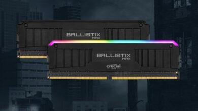 Фото Crucial выпустила модули памяти Ballistix MAX 5100, с помощью которых был установлен последний рекорд разгона — DDR4-6666
