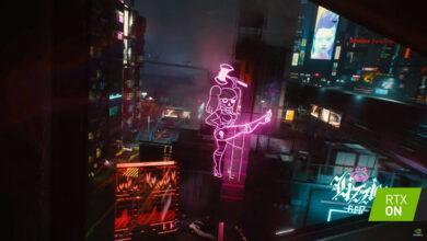 Фото Cyberpunk 2077 и Watch Dogs: Legion продемонстрировали мощь новых видеокарт GeForce RTX 30 Series