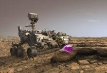 Фото Для поиска жизни на Марсе ровер Perseverance будет использовать мощный рентген