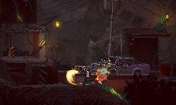 Двухмерный экшен-платформер о борьбе с продажной властью Blade Assault выйдет на ПК, PS4 и Switch