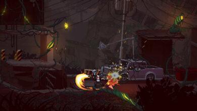 Фото Двухмерный экшен-платформер о борьбе с продажной властью Blade Assault выйдет на ПК, PS4 и Switch