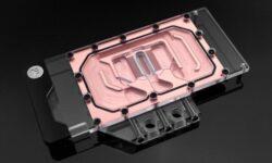 EK выпустила водоблок для ускорителей NVIDIA GeForce RTX 30-й серии с эталонным дизайном