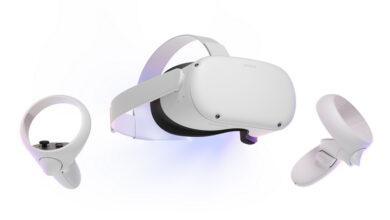 Фото Facebook представила автономную VR-гарнитуру Oculus Quest 2 за $299. А за дополнительные $79 её можно подключить к ПК