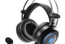 Фото Гарнитура игрового класса Sharkoon Skiller SGH30 создаёт виртуальный звук 7.1