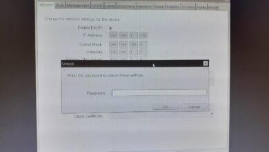 Photo of [Из песочницы] Сброс блокировки с устройств Teradici PCoIP Zero Client